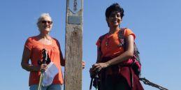 Polar Maidens - Jan and Tanvi Training
